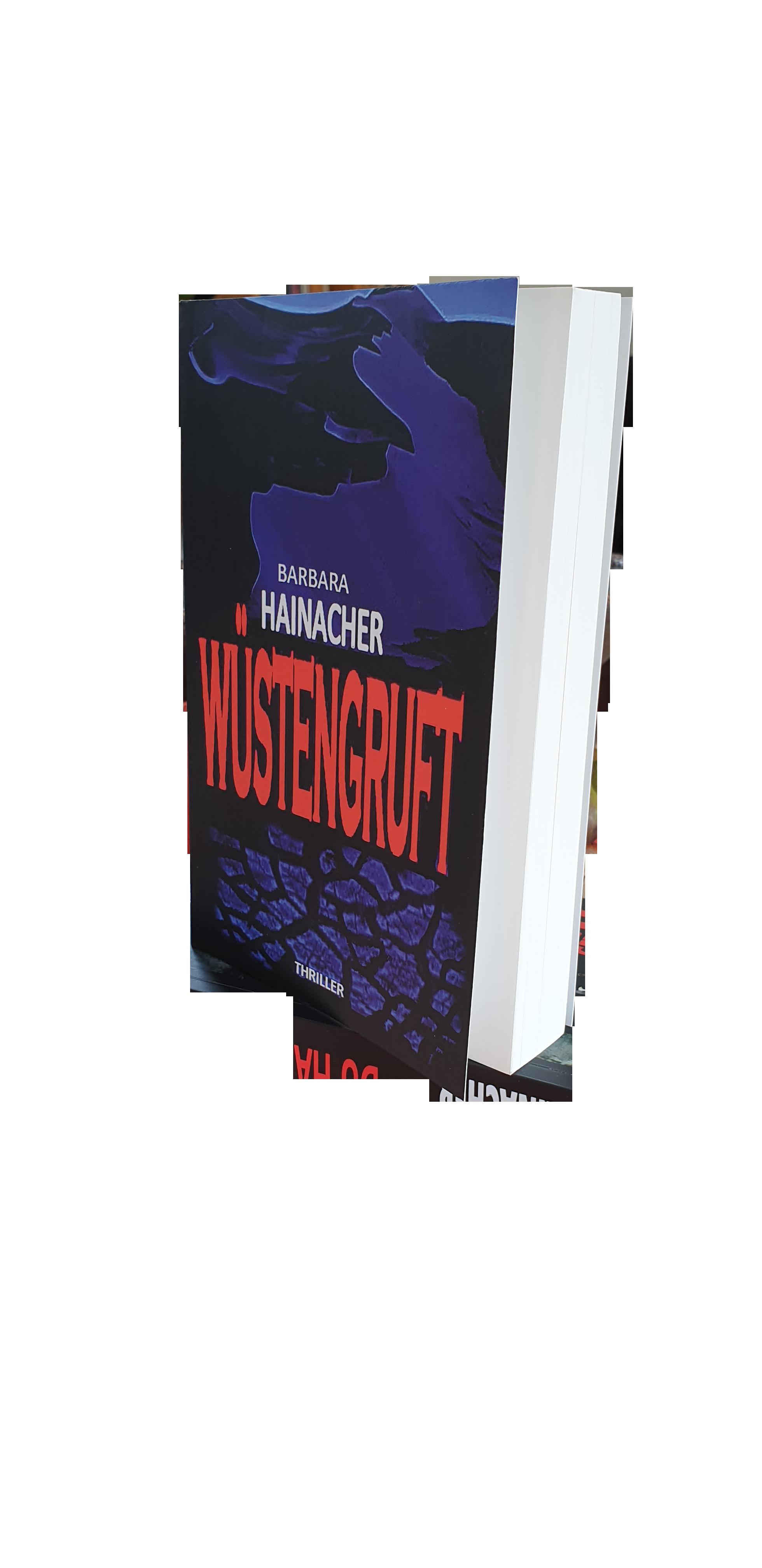 Autorin Barbara Hainacher