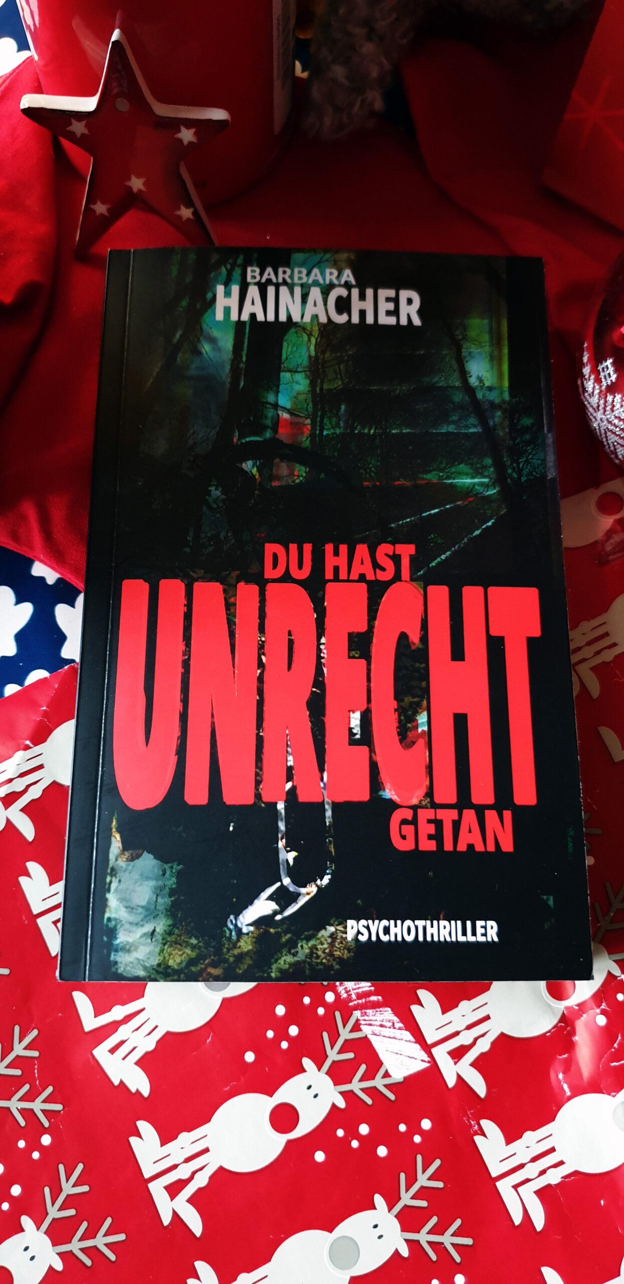 Autorin Barbara Hainacher Bücher